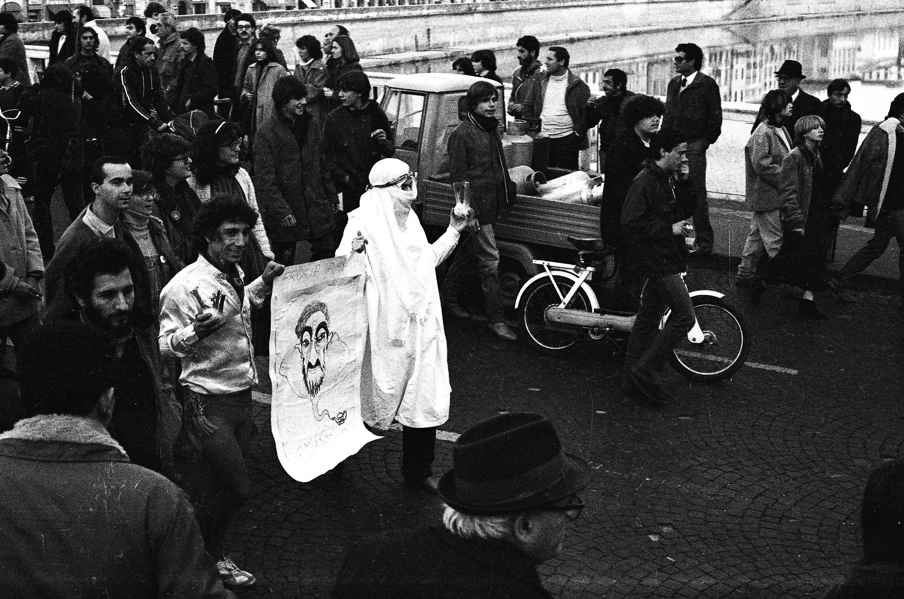 Pisa 1979: la Stonewall italiana, il primo Gay Pride
