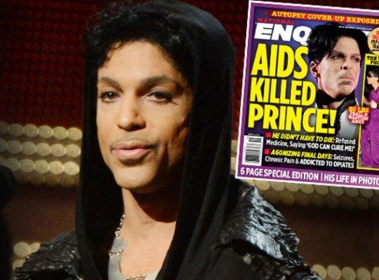 Prince Aids hiv