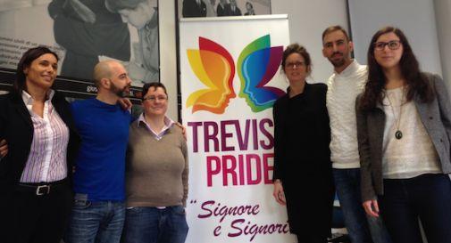 Gli organizzatori del Treviso Pride 2016