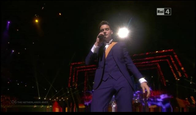 I belli dell'Eurovision 2016: Douwe Bob, Paesi Bassi