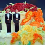 torta matrimonio coppia gay
