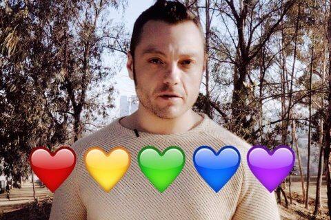 tiziano ferro gay
