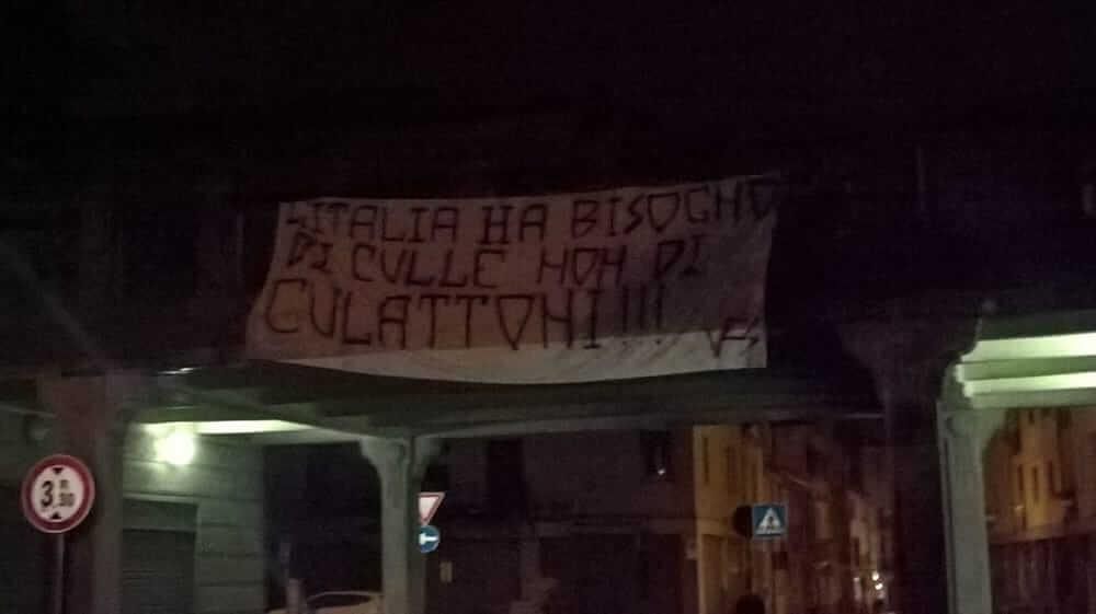 """Blitz contro il Treviso Pride dei Veneto Skinheads: \""""L\"""