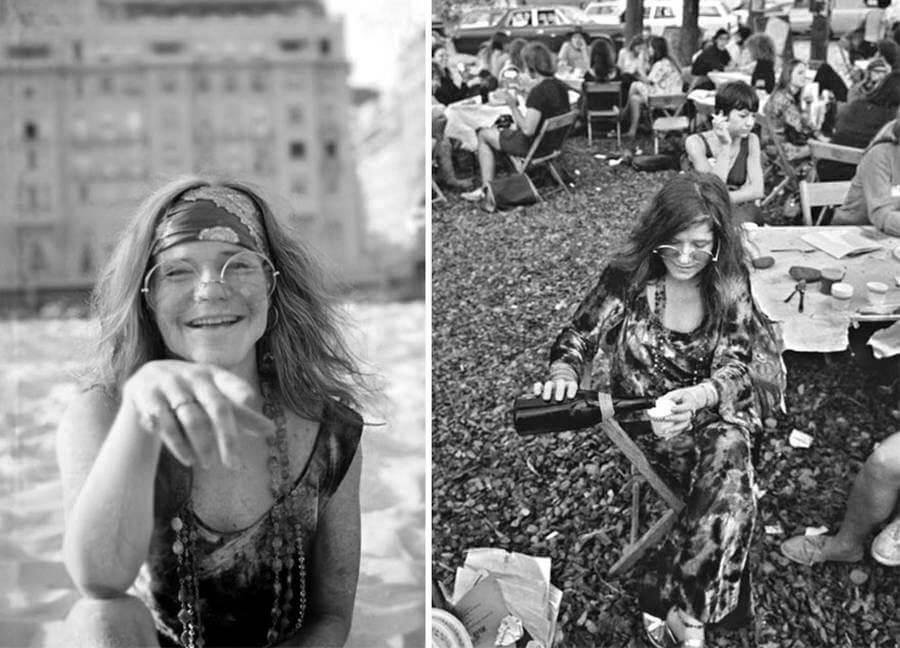 Le donne di Woodstock: una nuova, sfacciata femminilità