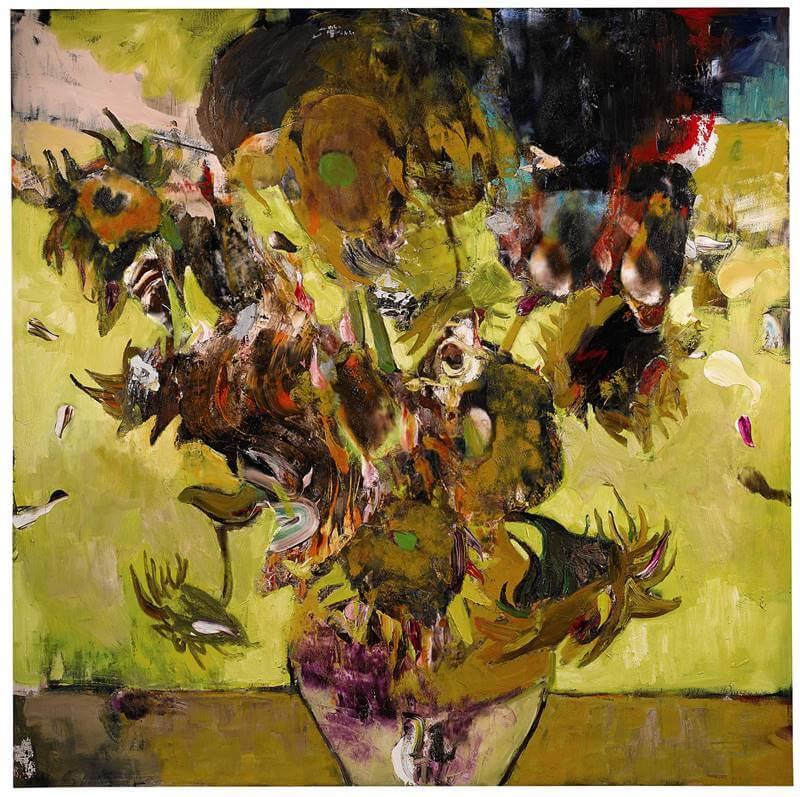 2014 Ghenie-The-Sunflowers-in-1937