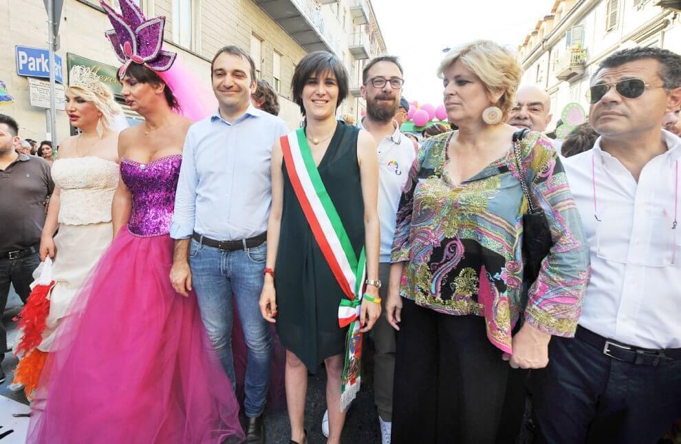 TORINO. In 120 mila al Gay Pride