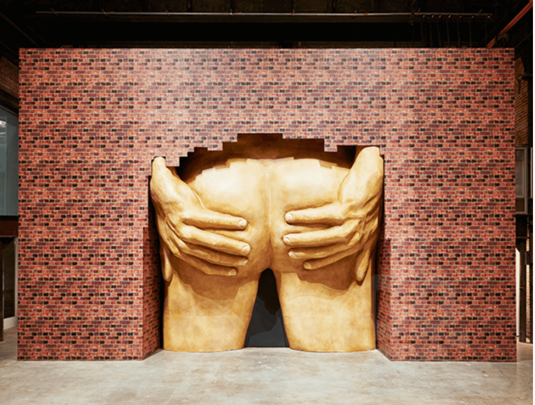 Project for Door (After Gaetano Pesce) 2015