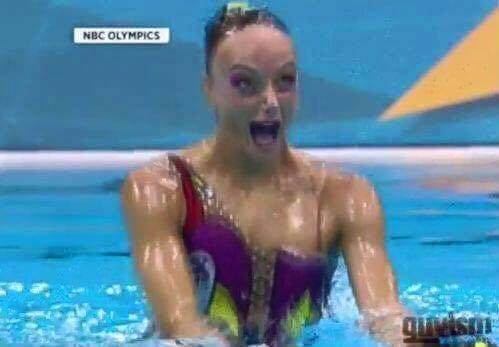 Rio 2016: ma che facce fai?