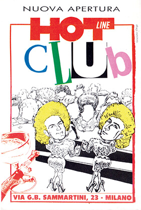 1991ap hot line club436