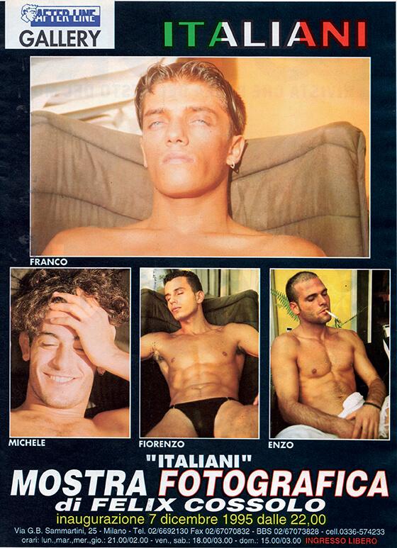 1995 mostra italiani felix446