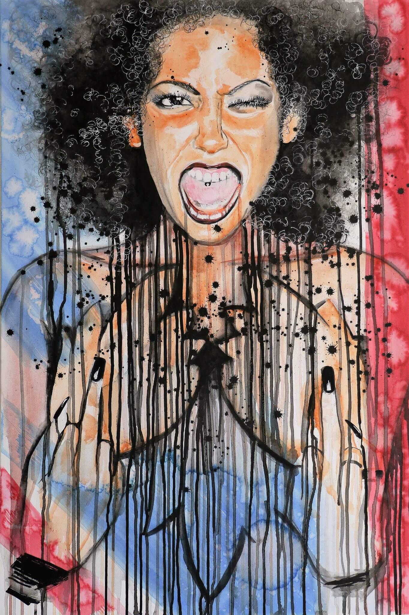 Wannabe – A Spice Girls art exhibition: la gallery