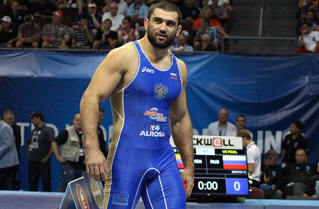 Rio 2016: dieci campioni super hot della lotta greco-romana