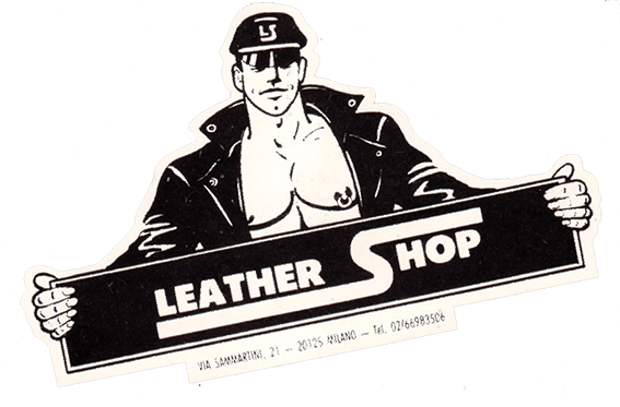 leather shop bv