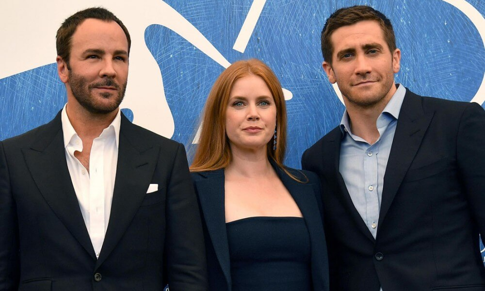 Nocturnal Animals - photocall