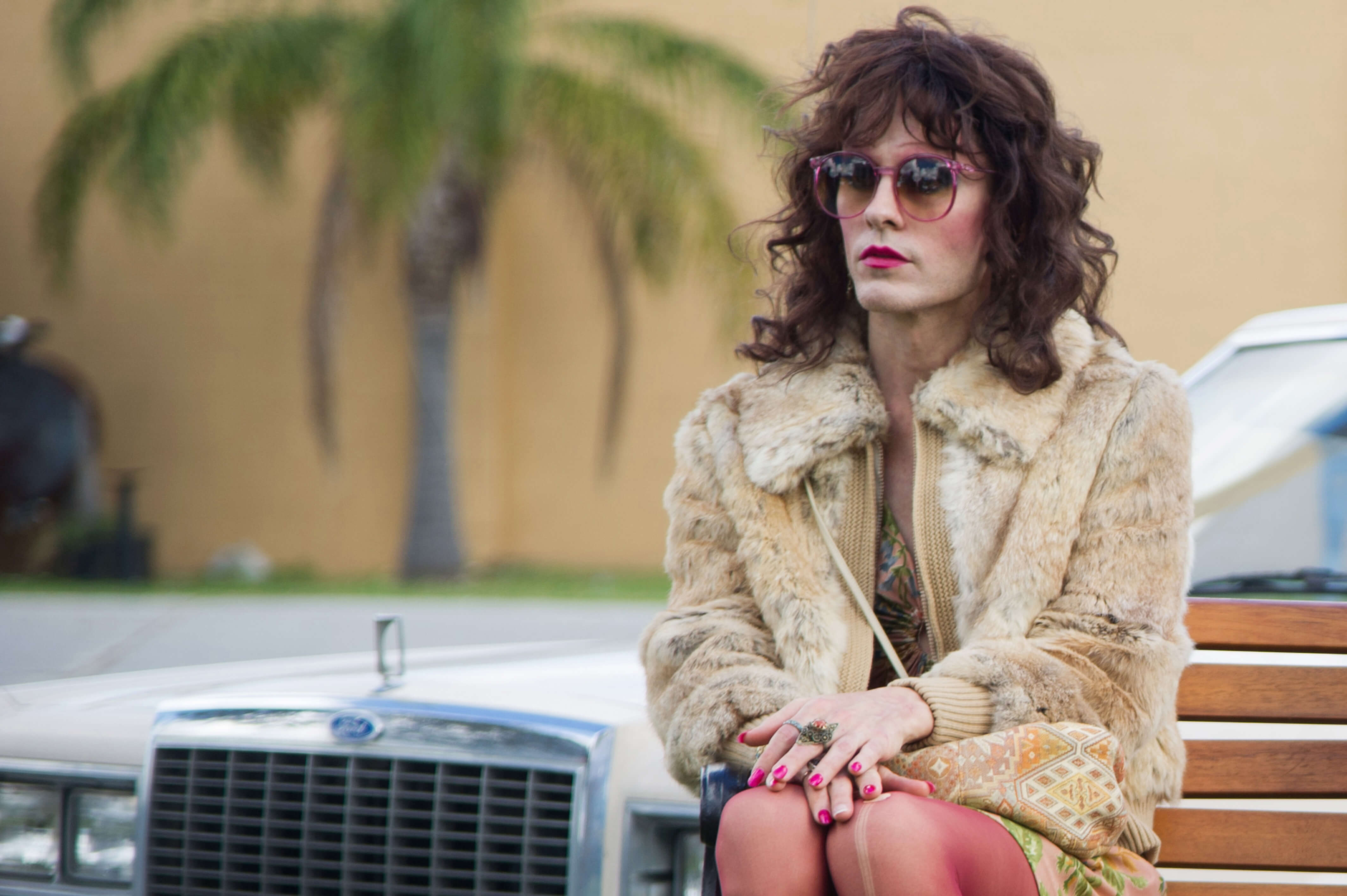 Jared Leto as Rayon in Jean-Marc Vallée's fact-based drama, DALLAS BUYERS CLUB, a Focus Features release. Photo Credit: Anne Marie Fox / Focus Features