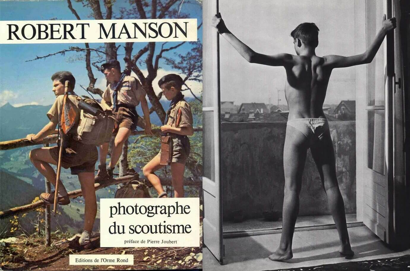 scout e omosessualità Robert Manson