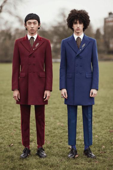 Alexander McQueen: nuova collezione dandy punk ispirata a Oscar Wilde