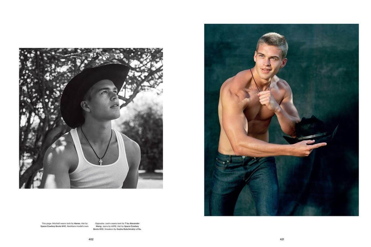 Mitchell Slaggert, il country boy che ha stregato la moda internazionale