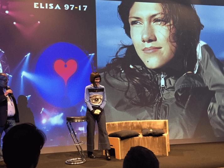 Elisa annuncia tre concerti evento all'Arena di Verona