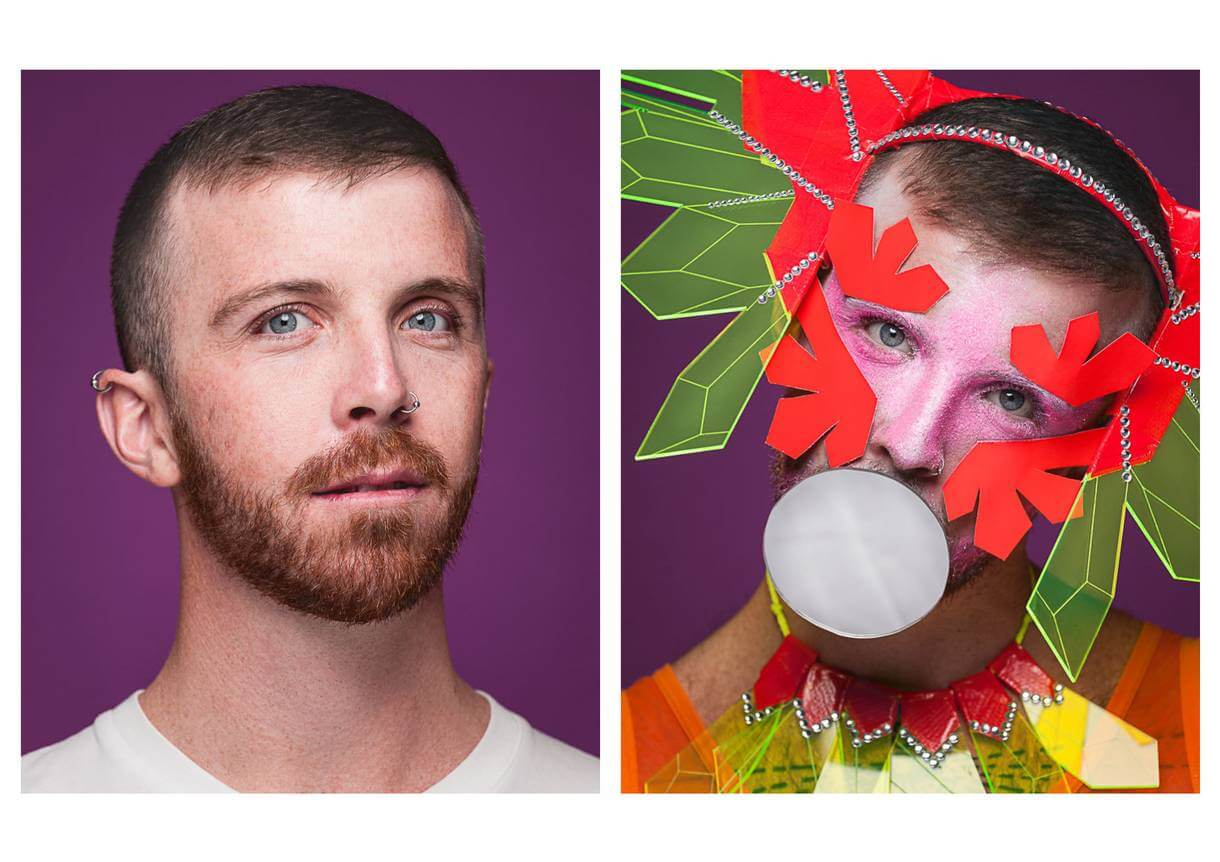 Come si diventa drag queen: il progetto fotografico che racconta la trasformazione