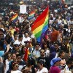 Messico, manifestazione pro LGBT