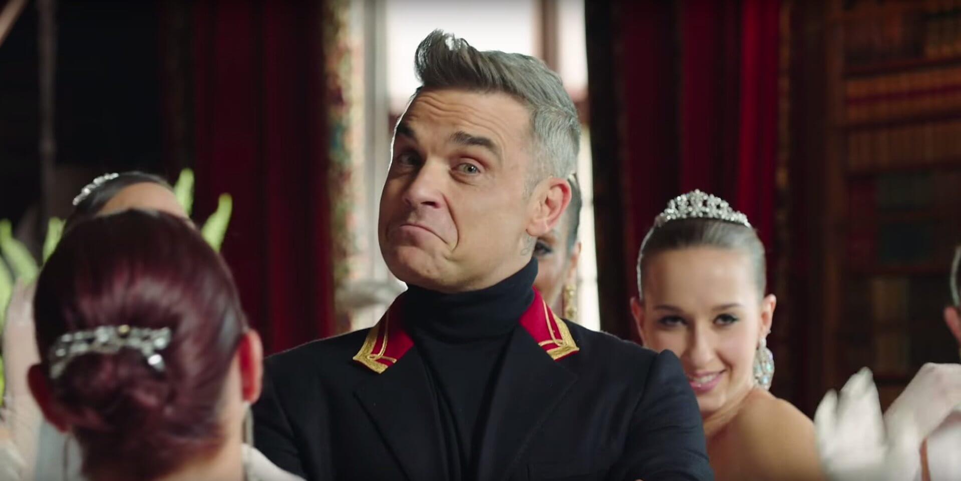 Buon compleanno Robbie Williams: la gallery che lo festeggia