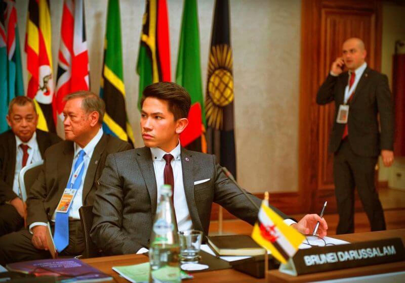 Il Principe del Brunei vi farà venire voglia di monarchia