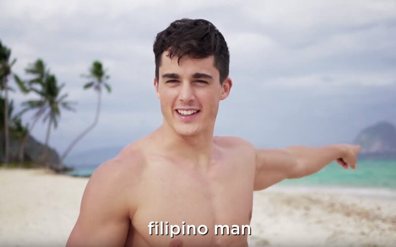 Pietro Boselli, il prof più bello del mondo, accusato di razzismo nel nuovo video
