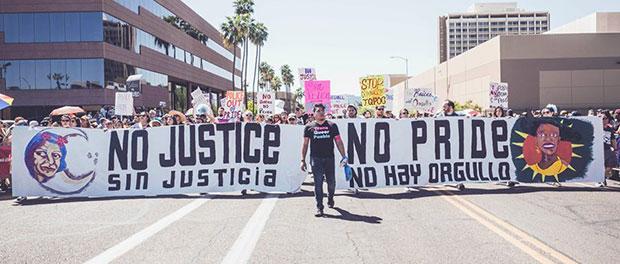 indecorose pride milano no justice no pride