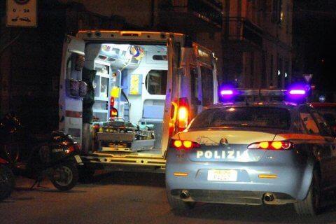 polizia ambulanza soccorsi milano