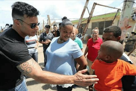 Ricky Martin Porto Rico