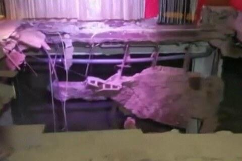 Voragine si apre in una discoteca a Tenerife, 22 persone ferite
