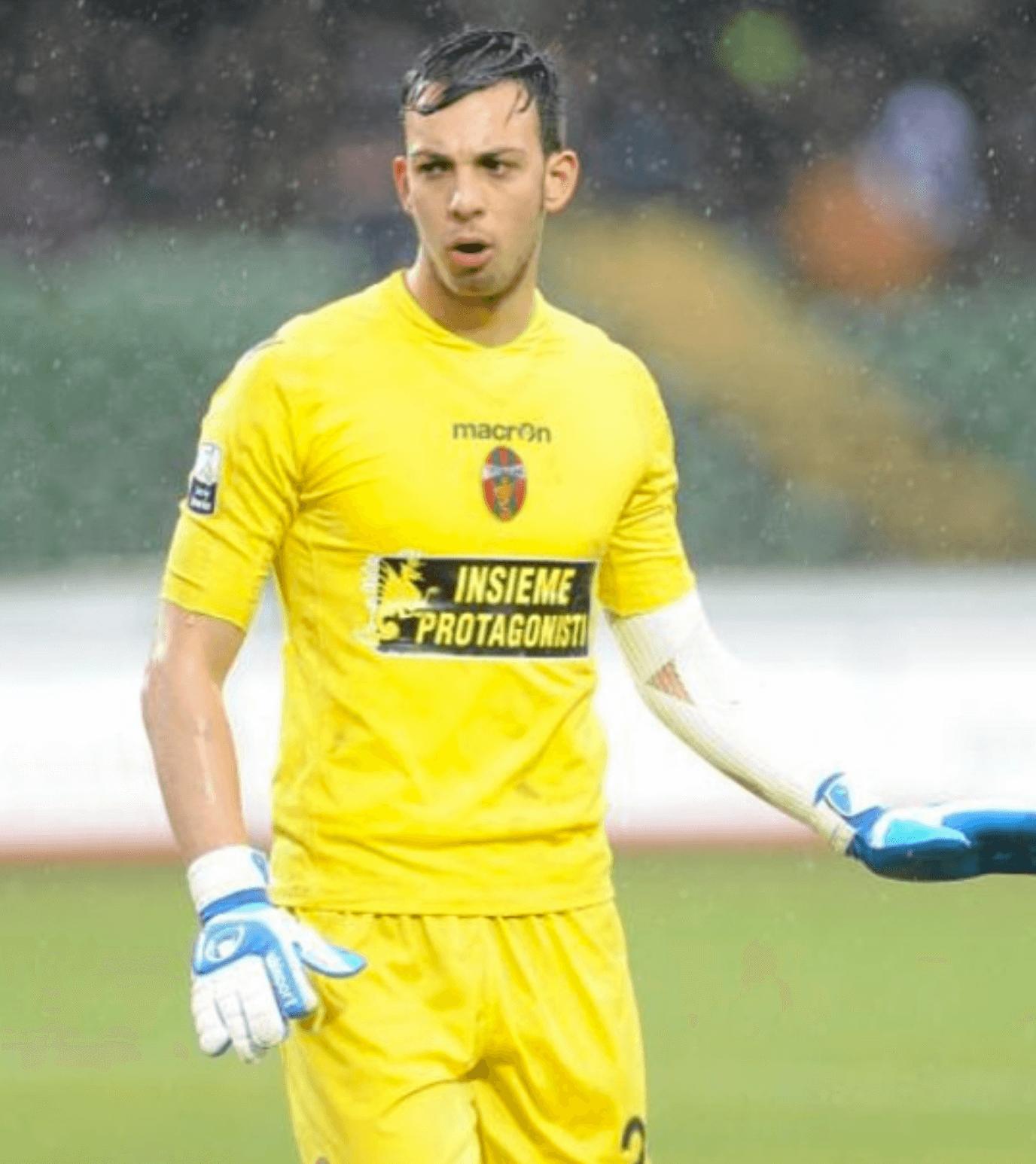 Alberto Brignoli, il portiere goleador del Benevento