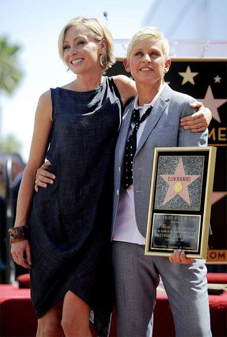 Ellen e Portia