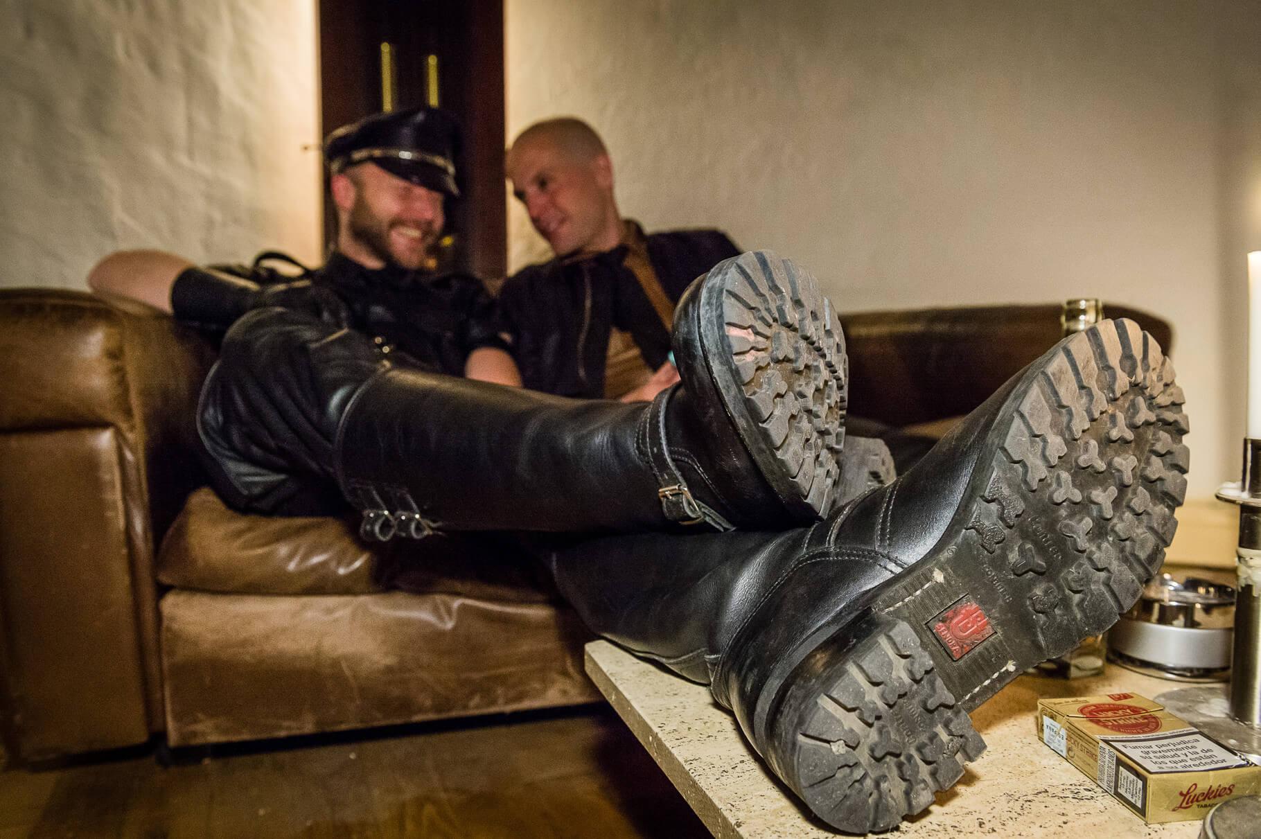German leather