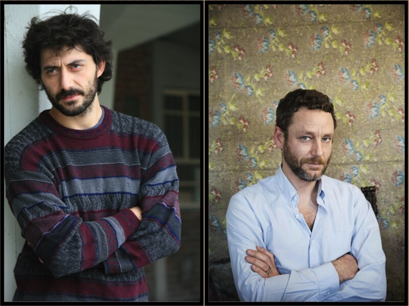 Fillippo Timi e Sebastiano Mauri