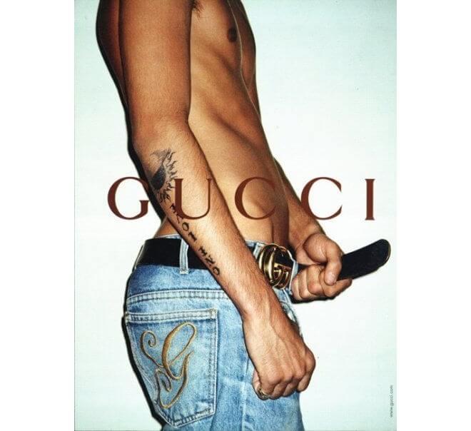 Gucci Autunno Inverno 2001