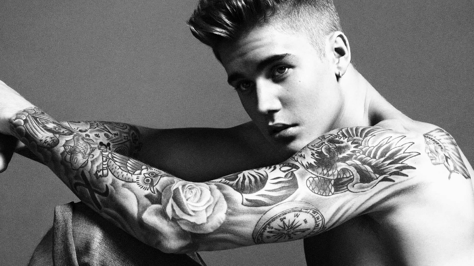 Justin Bieber ribelle
