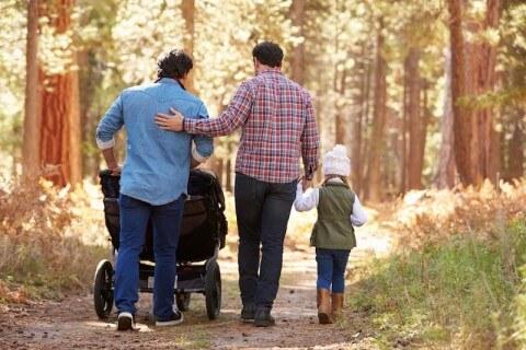 papà gay famiglie arcobaleno adozioni