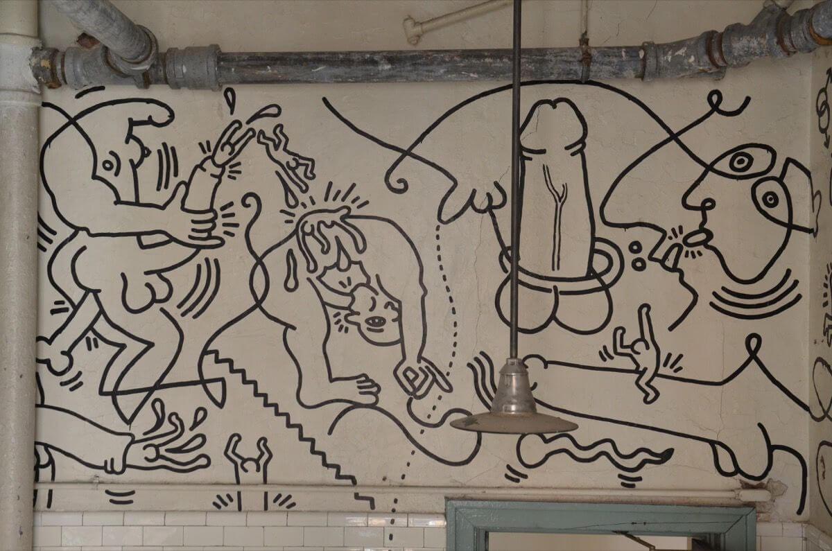 Street gay art New York