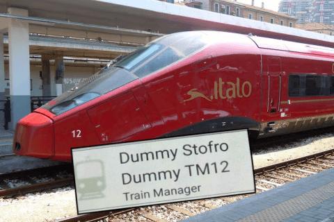 italo treno omofobia lavoro sciopero