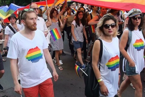 romania gay pride