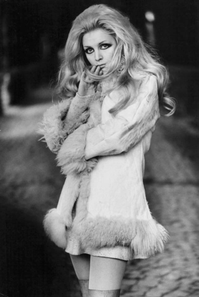 Una giovane Patty Pravo