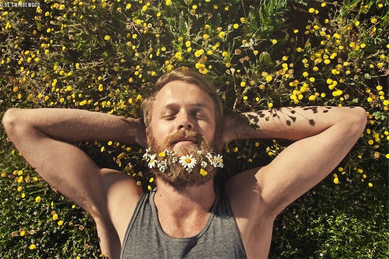Flower beards: tempo di primavera e… barbe in fiore!