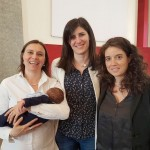 Torino Chiara Appendino due mamme figli famiglie arcobaleno