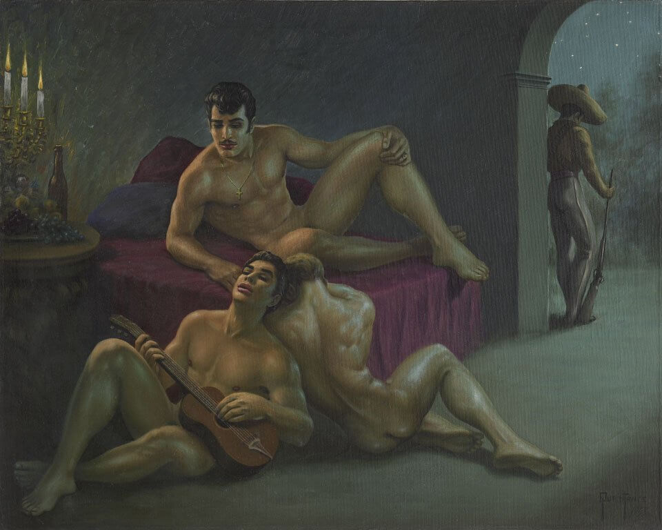 The Bandit, 1953, Private collection