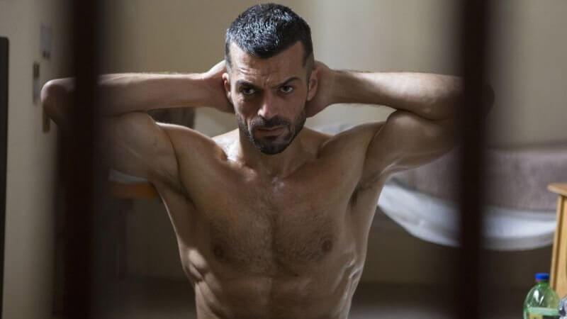 Luca Argentero in The Furlough