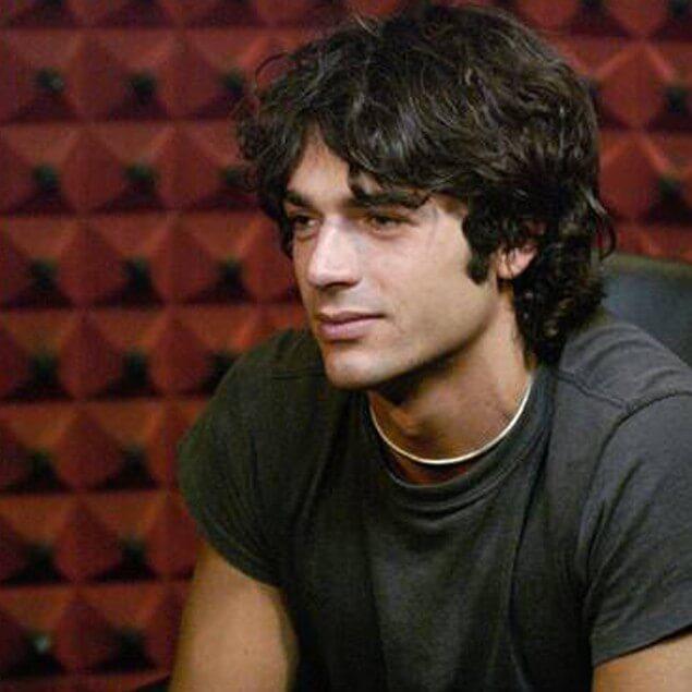 Luca Argentero al GF3