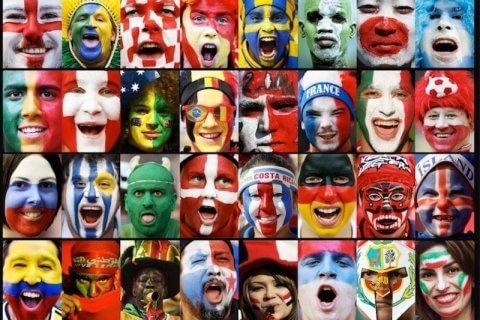 russia 2018 mondiali tifosi