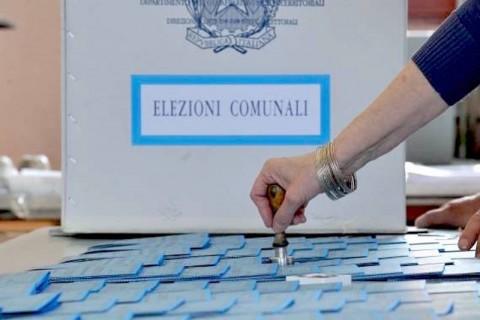 elezioni comunali amministrative urne schede